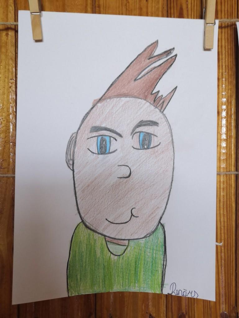 Portrets Renārs