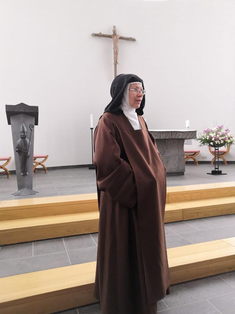 Karmelīšu māsa Marija Letīcija