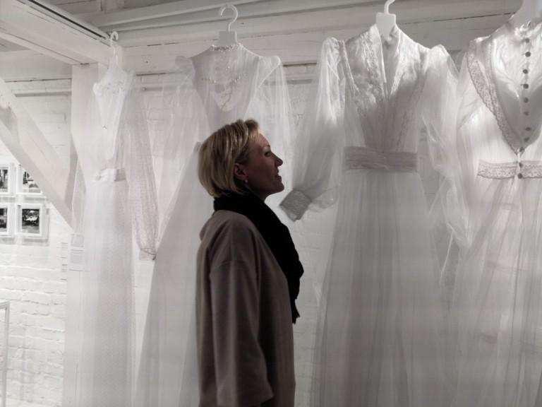 Baltās kleitas