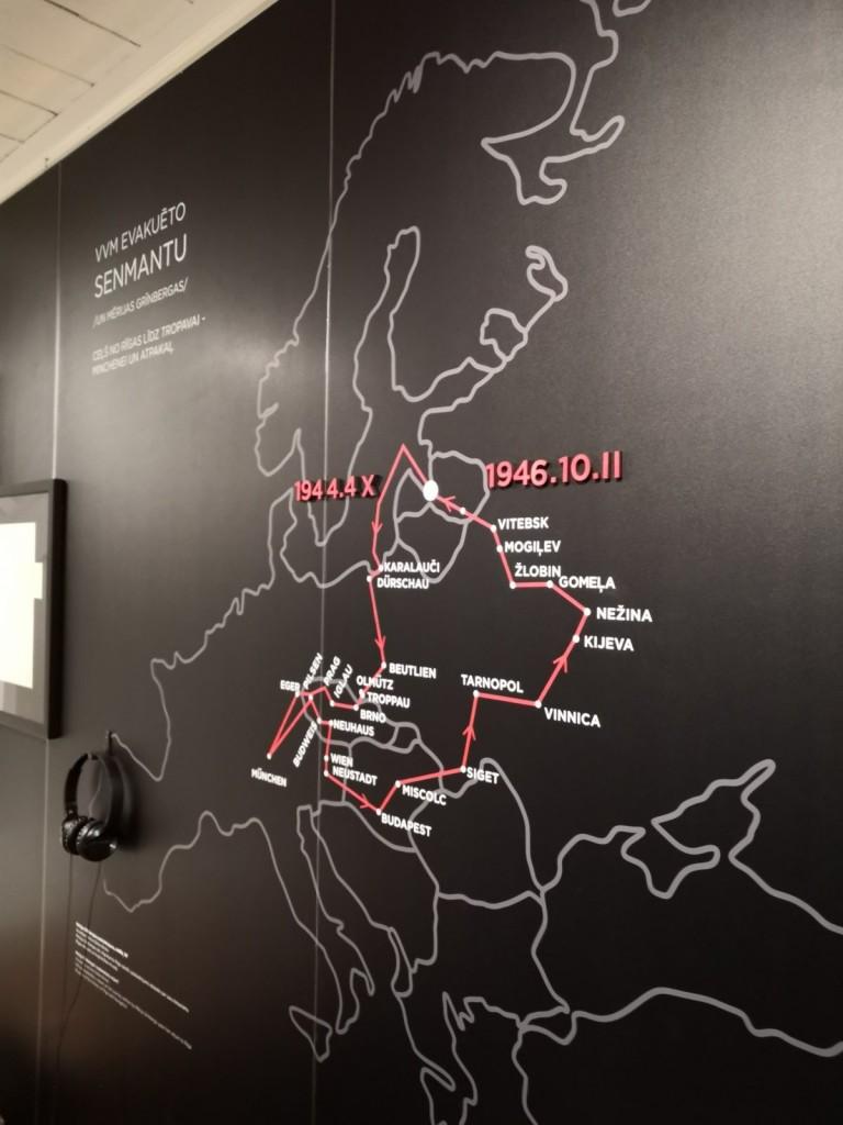 Ceļojuma karte