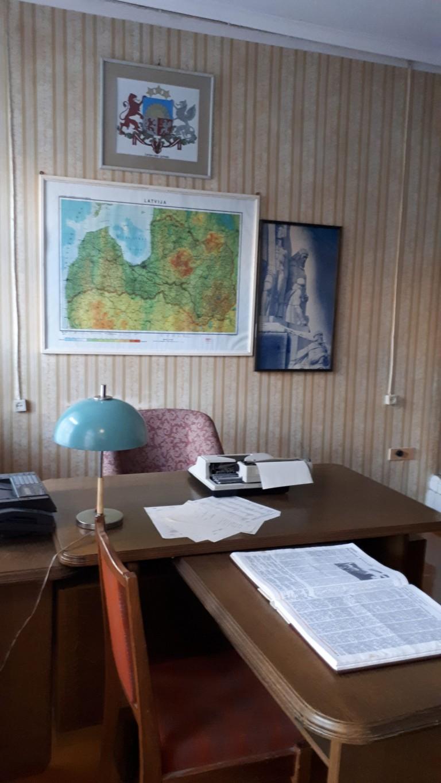 LTF Priekssedētāja Īvāna kabineta